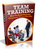 Thumbnail Team Training - How To Build Powerful Corporate Teams That Win