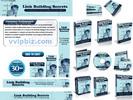 Thumbnail Link Building Secrets Website Template Plr Pack