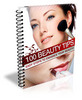 Thumbnail 100 Beauty Tips MRR Ebook with Giveaway Rights