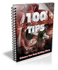 Thumbnail 100 Bodybuilding Tips MRR Ebook with Giveaway Rights