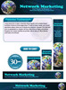 Thumbnail Network Marketing Website Template Plr Pack