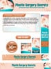 Thumbnail Plastic Surgery Website Template PSD PLR Pack
