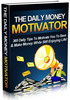 Thumbnail Daily Money Motivator MRR/ Giveaway Rights