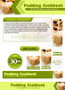 Thumbnail Pudding Recipes Website Template Plr Pack