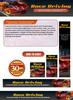 Thumbnail Race Driving Website Template Plr Pack