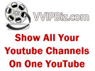 Thumbnail Show All Your Youtube Channels On One YouTube Channel PLR Video