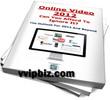 Thumbnail Online Video 2012 PLR Ebook