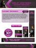 Thumbnail Self Esteem Website Template Plr Pack