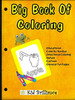 Thumbnail Big Book Of Coloring with Master Resale Rights