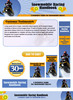 Thumbnail Snowmobile Racing Website Template Plr Pack