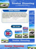 Thumbnail Senior Housing Website Template Plr Pack