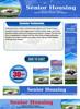 Thumbnail Senior Housing Website Template Plr Pack