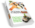 Thumbnail The Art of Making Your Own SUSHI MRR eBook and Audio
