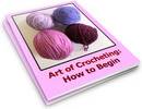 Thumbnail The Art of Crocheting: How to Begin PLR Reports