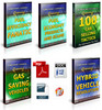 Thumbnail Car Fuel Savings Unrestricted PLR Ebook Package