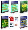 Thumbnail Car Fuel Savings Unrestricted PLR Ebook Package