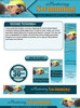 Thumbnail Mastering Swimming Website Template Plr Pack