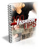 Thumbnail 100 Fashion Tips MRR /Giveaway Rights