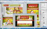 Thumbnail Conversion Profit PSD Templates - Quality Unflattened PSDs
