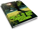 Thumbnail How to Go About Designing Your Landscape PLR Reports