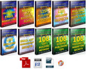 Thumbnail Email List Building Unrestricted PLR Ebook Package