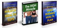 Thumbnail Health Unrestricted PLR Ebook Package