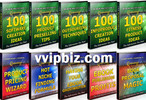 Thumbnail Product Creation Unrestricted PLR Ebook Package
