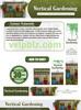 Thumbnail Vertical Gardening Website Template Plr Pack