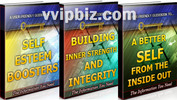 Thumbnail Self Improvement Unrestricted PLR Ebook Package