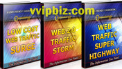 Thumbnail Traffic Building Unrestricted PLR Ebook Package
