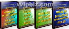 Thumbnail Wealth Building Unrestricted PLR Ebook Package
