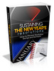 Thumbnail Sustaining The New Years Resolutions MRR Ebook