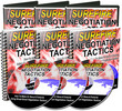 Thumbnail Surefire Negotiation Tactics Videos and Audios - MRR