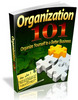 Thumbnail Organization 101 MRR /Giveaway Rights Ebook