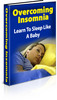Thumbnail Overcoming Insomnia: Learn to Sleep Like A Baby PLR Ebook