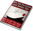 Thumbnail Hot Tub Purchase and Safety Tips PLR Reports