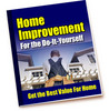 Thumbnail Home Improvement Tips for the Do-It-Yourselfers PLR Reports