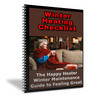 Thumbnail Winter Heating Checklist PLR Reports