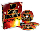 Thumbnail WP Setup Checklist Video Courses - MRR