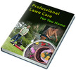 Thumbnail Professional Lawn Care For Your Home PLR Ebook