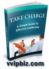 Thumbnail Take Charge: A Simple Guide To Effective Leadership (MRR)
