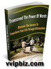 Thumbnail Transcend the Power of Words MRR Ebook