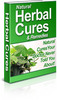 Thumbnail Natural Herbal Cures and Remedies PLR Ebook