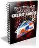 Thumbnail Benefits And Dangers Of Credit Card PLR Listbuilding Pack