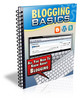 Thumbnail Blogging Basics PLR Listbuilding Package