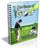 Thumbnail The Game Of Golf PLR Listbuilding Pack