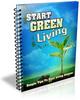 Thumbnail Start Green Living PLR Listbuilding Pack