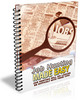 Thumbnail Job Hunting Made Easy PLR Report