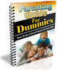 Thumbnail Parenting Guide for Beginners PLR - How To Be a Good Parent