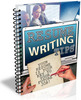Thumbnail  Resume Writing Tips PLR Reports
